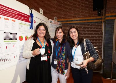 latin women in Science with Dr Ines Pinto and Dr Carolina Olano Amsterdam, 2014 Falk Symposium